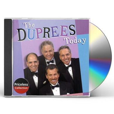 Duprees TODAY CD