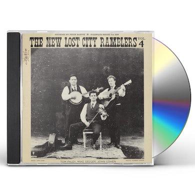 New Lost City Ramblers VOL. 4 CD