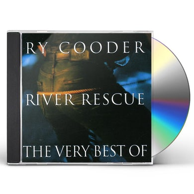 Ry Cooder RIVER RESCUE: VERY BEST OF CD
