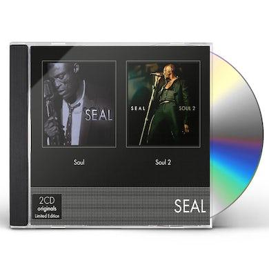 Seal SOUL/SOUL II CD