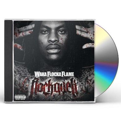 Waka Flocka Flame FLOCKAVELLI CD