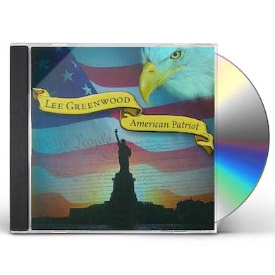 Lee Greenwood AMERICAN PATRIOT CD