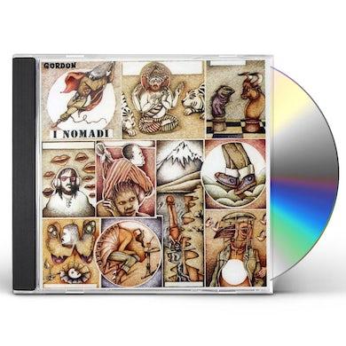 Nomadi GORDON CD