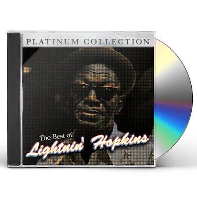 BEST OF LIGHTNIN HOPKINS CD