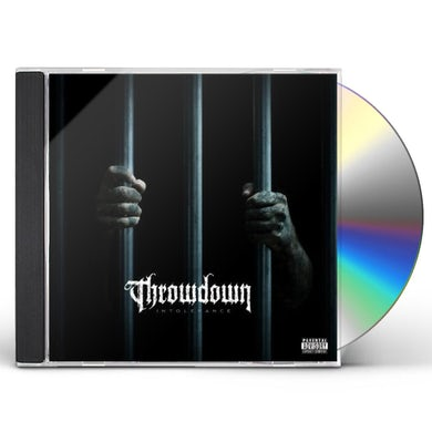 Throwdown INTOLERANCE CD