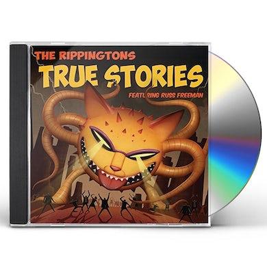 Rippingtons TRUE STORIES CD