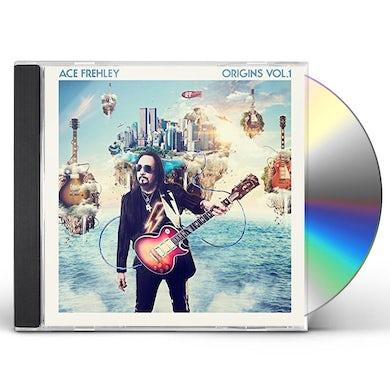 Ace Frehley ORIGINS 1 CD