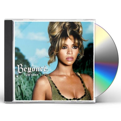 Beyonce B'DAY (GOLD SERIES) CD