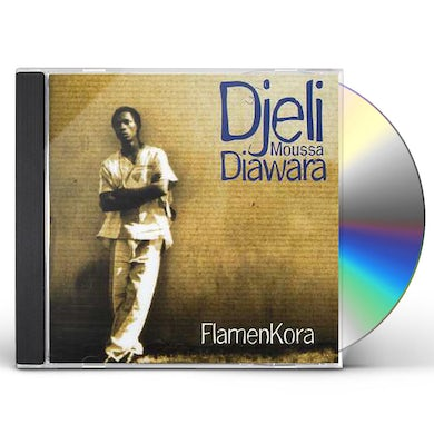 Djeli Moussa Diawara FLAMENKORA CD