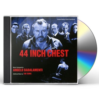 Angelo Badalamenti 44 INCH CHEST CD