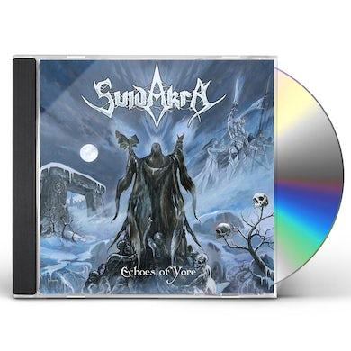 Suidakra ECHOES OF YORE CD
