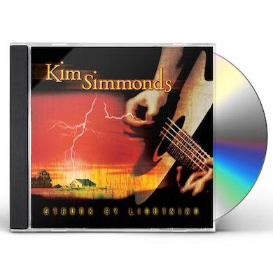 Struck by Lightning Simmonds Kim CD