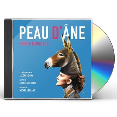 Michel Legrand PEAU D'ANE: FEERIE MUSICALE / Original Soundtrack CD