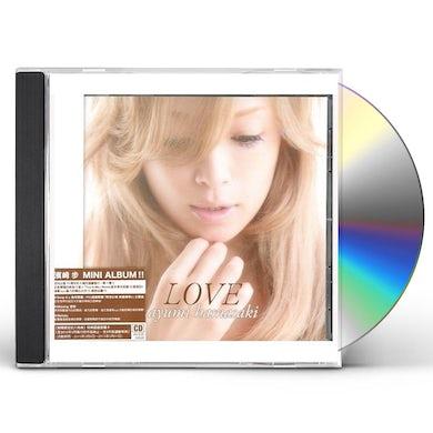 Ayumi Hamasaki LOVE CD