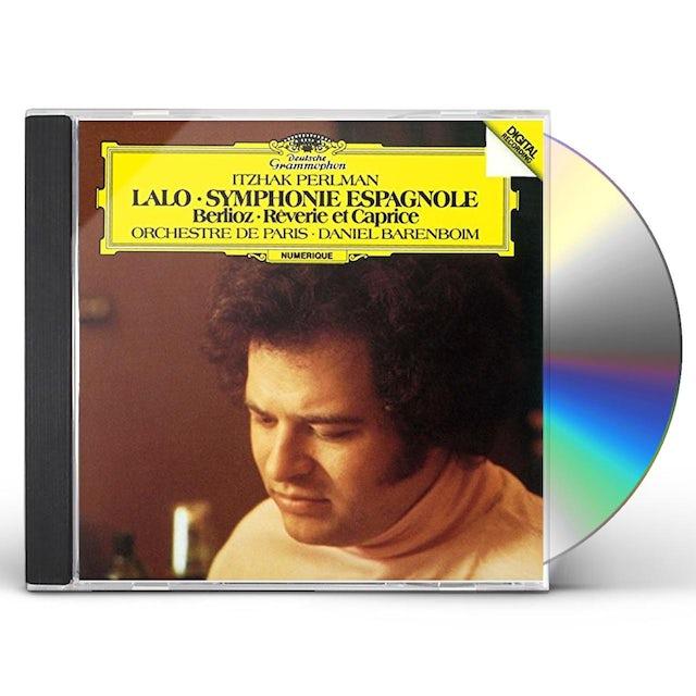 Itzhak Perlman ELGAR: VIOLIN CONCERTO CD