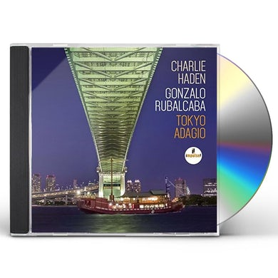 Charlie Haden TOKYO ADAGIO CD