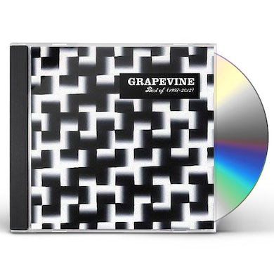 Grapevine VERY BEST OF CD