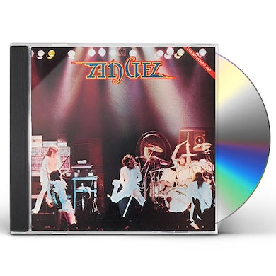 Angel LIVE WITHOUT A NET CD