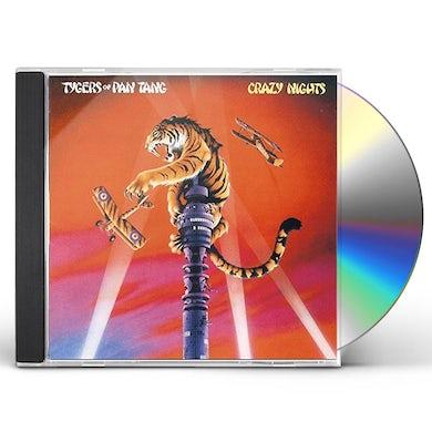Tygers Of Pan Tang CRAZY NIGHTS CD