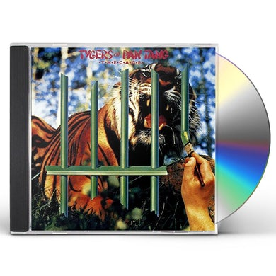 Tygers Of Pan Tang CAGE CD