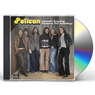 Pelican ICELAND'S PROG-POP PIONEERS: ANTHOLOGY CD