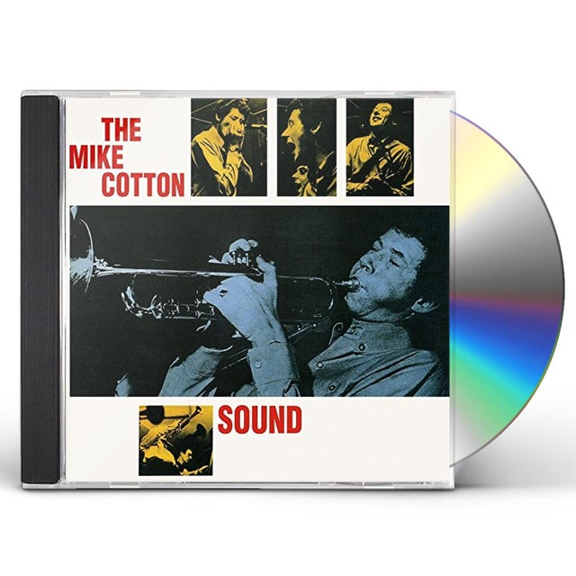 Mike Cotton SOUND CD