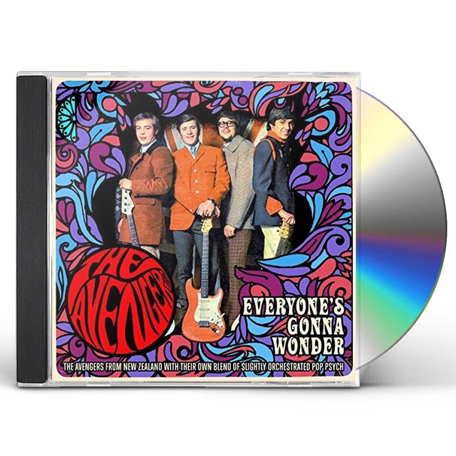 Avengers EVERYONE'S GONNA WONDER: COMPLETE SINGLES PLUS CD