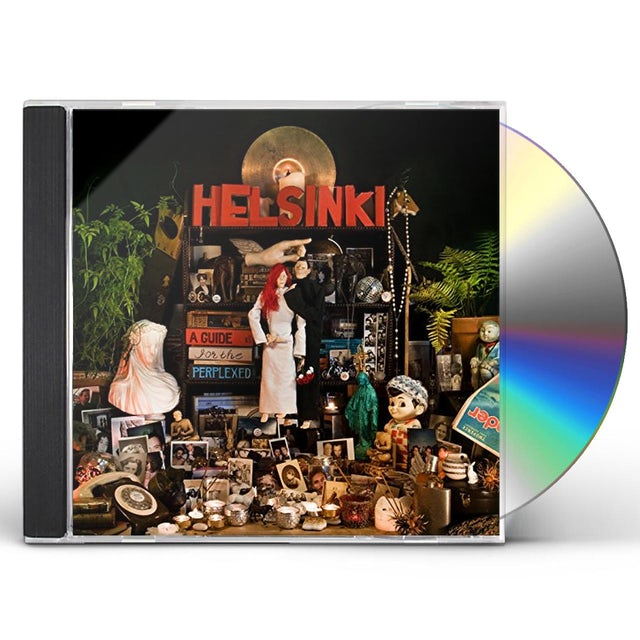 HELSINKI GUIDE FOR THE PERPLEXED CD