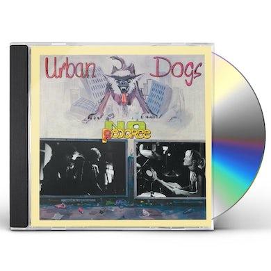 Urban Dogs NO PEDIGREE CD