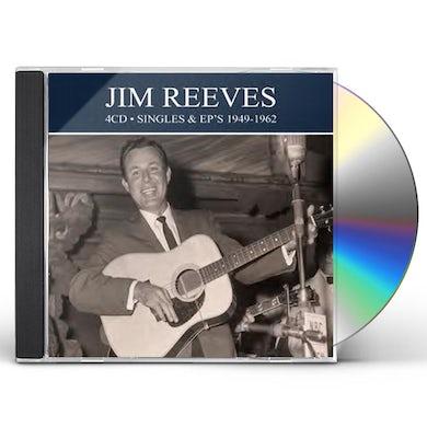 Jim Reeves SINGLES & EPS 1949-1962 CD