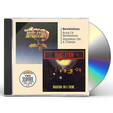 BOOK OF REVELATION + VARIATION ON A THEME CD