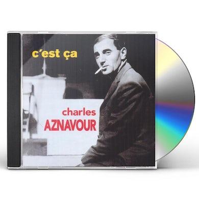 Charles Aznavour C'EST CA CD