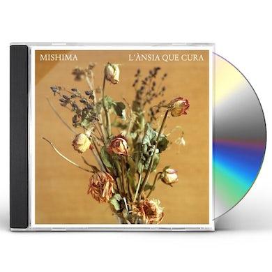 Mishima L'ANSIA QUE CURA CD