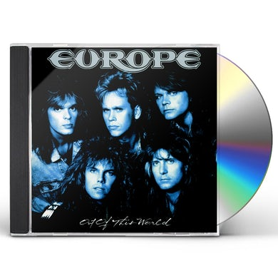 Europe OUT OF THIS WORLD CD