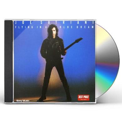 Joe Satriani FLYING IN THE BLUE DREAM CD