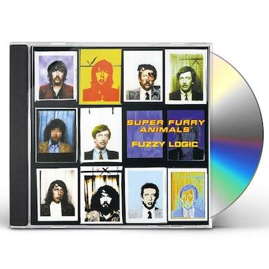 Super Furry Animals FUZZY LOGIC CD