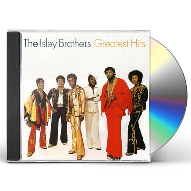 The Isley Brothers GREATEST HITS CD