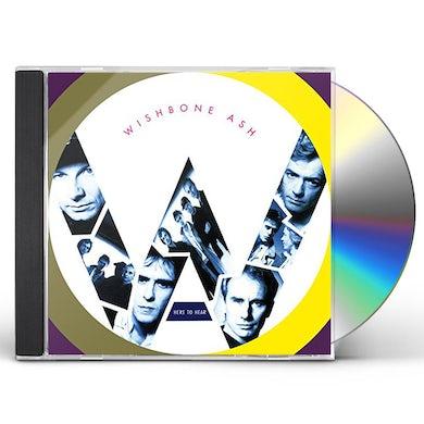 Wishbone Ash HERE TO HEAR CD