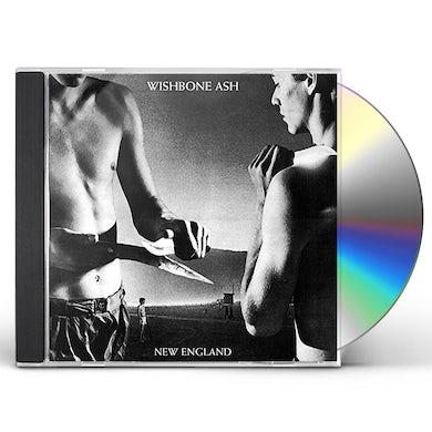 Wishbone Ash NEW ENGLAND CD