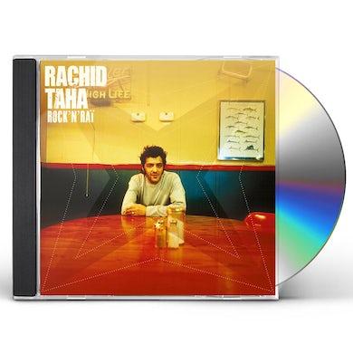 Rachid Taha ROCK N RAI CD