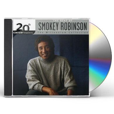 Smokey Robinson 20TH CENTURY MASTERS: MILLENNIUM COLLECTION CD