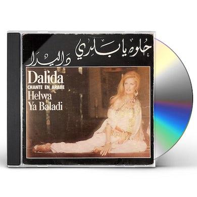 Dalida HELWA YA BALADI CD
