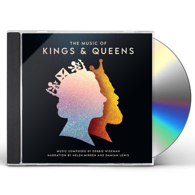 The Music Of Kings & Queens CD