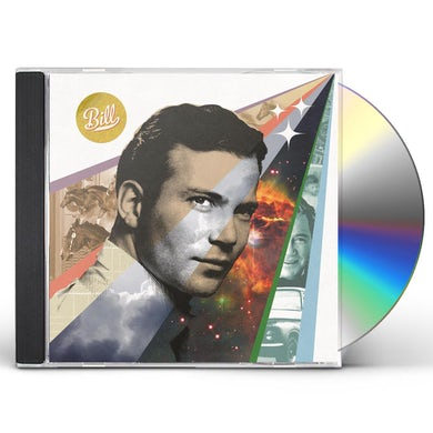 William Shatner BILL CD