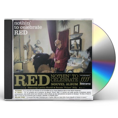 Red NOTHIN TO CELEBRATE CD