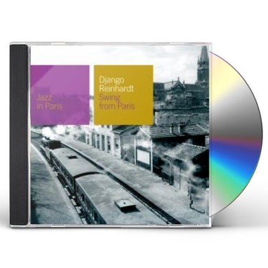 Django Reinhardt SWING FROM PARIS CD