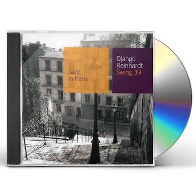 Django Reinhardt SWING 39 CD