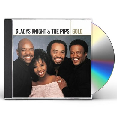 Gladys Knight & The Pips GOLD CD