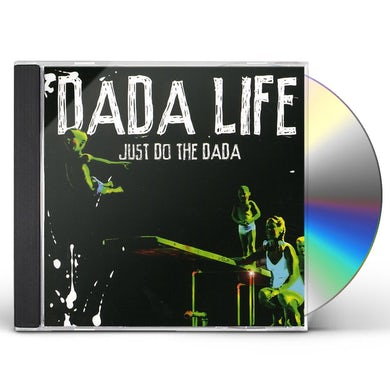 Dada Life JUST DO THE DADA CD