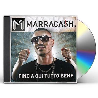 Marracash FINO A QUI TUTTO BENE CD
